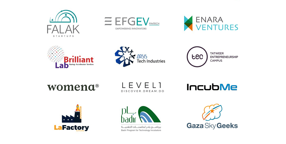12 startup accelerators and incubators from MENA announce partnership to support their portfolio companies.